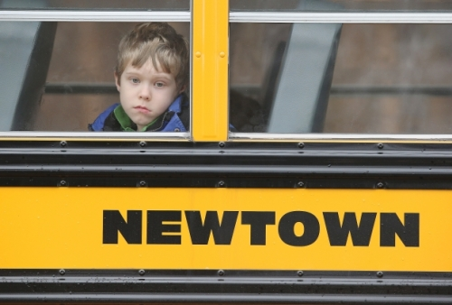 Newtown School Bus
