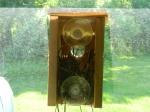 Wren box on the back window