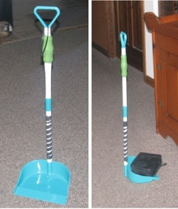 Adapted Dustpan